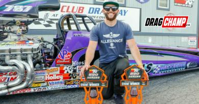 Zach Meziere DragChamp Racer Spotlight