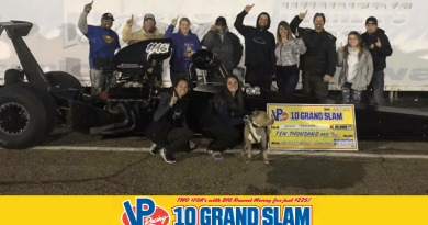 10 Grand Slam Race Results Richmond Dragway