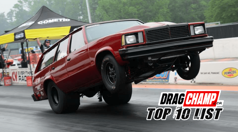 DragChamp Top 10 List – 11/20/19 Edition
