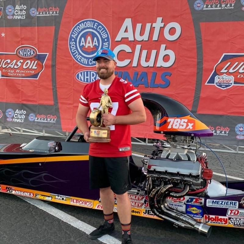 Ryan McClanahan Winner Pomona