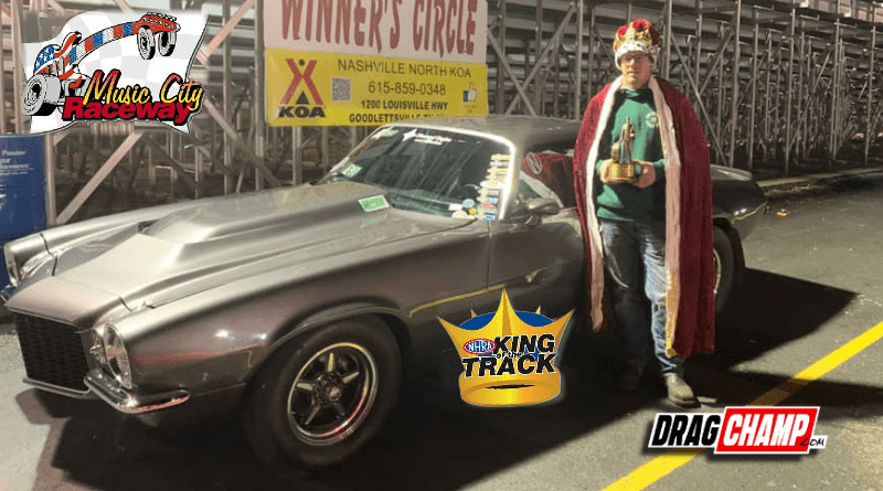 November Race Results from Music City Raceway