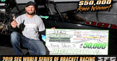 Randy Scheuer Jr wins 50K Sunday at SFG World Series