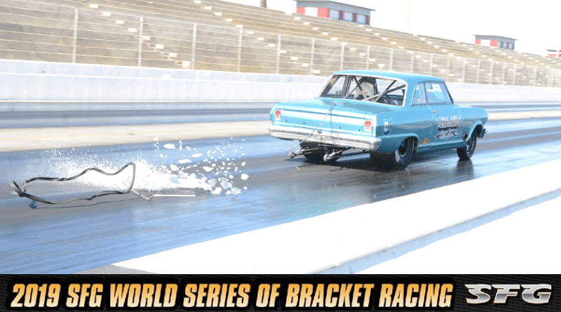 SFG World Series of Bracket Racing Race Results