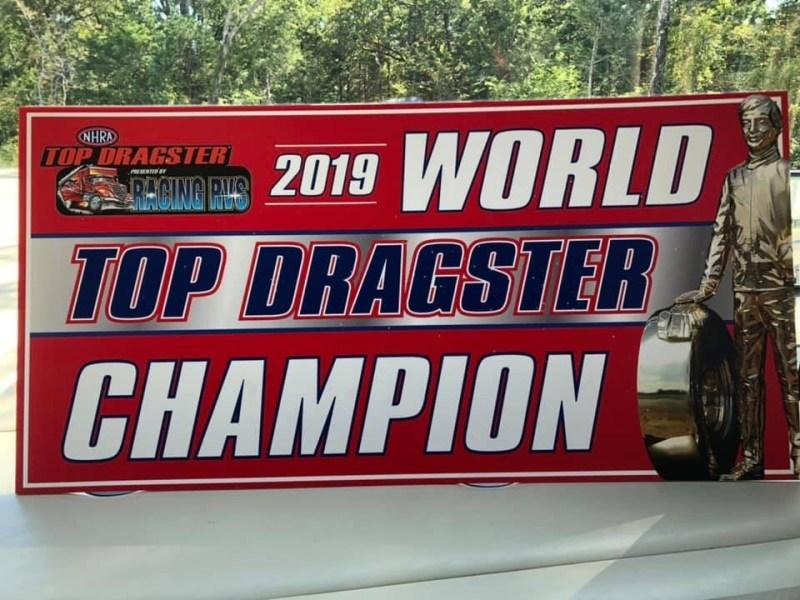 TD World Champion