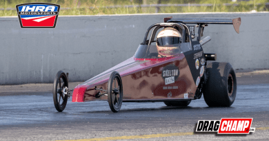 IHRA Junior ELITE License Announcement