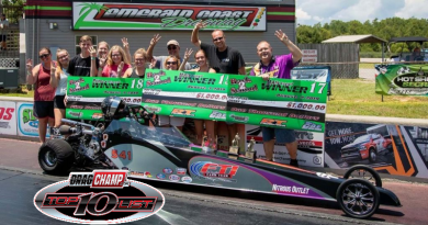 2019 DragChamp Jr Dragster Top 10 List