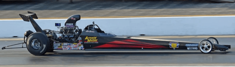 Afton Swanson Top Dragster