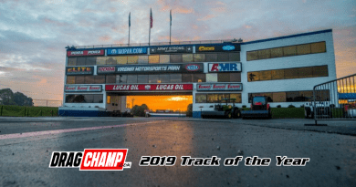 Virginia Motorsports Park DragChamp 2019 Track of the Year