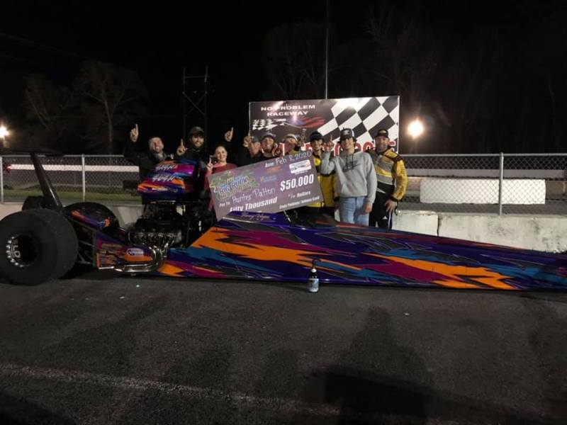 Hunter Patton wins 50k at southern big buck nats