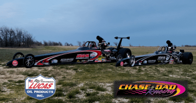 Lucas Oil teams with Chase n Dad in 2020