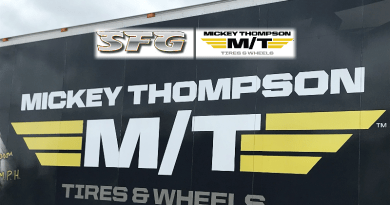 SFG partners with Mickey Thompson Tires in 2020