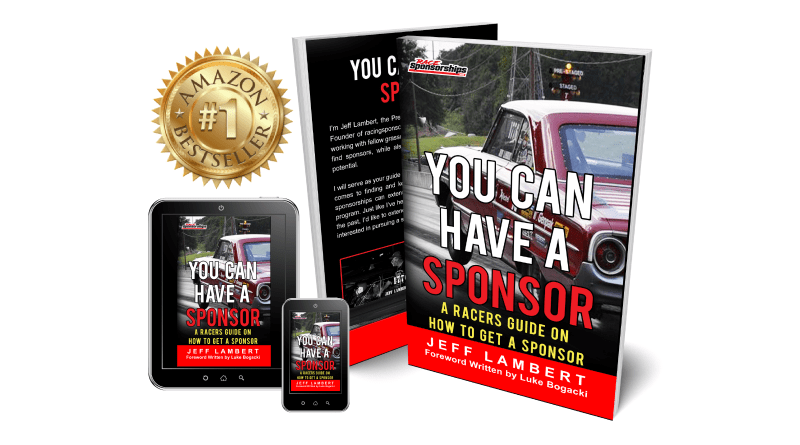 You can have a sponsor blog post