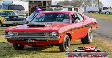Drag Racer Spotlight with Ernie Humes