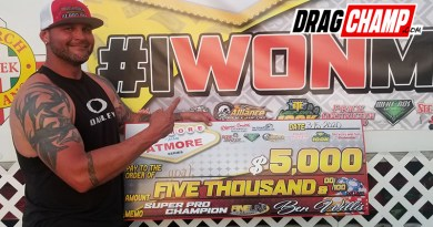 WIN MORE with ATMORE opening weekend Results