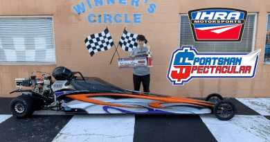 State Capitol IHRA Sportsman Spectacular Results