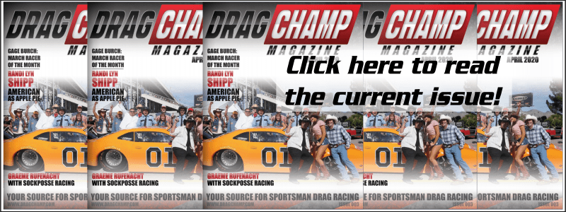 DragChamp Magazine Issue 3