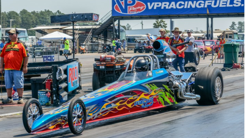 Brandon Lane Rockingham Dragway