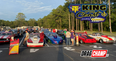 BTE King of the Coast Event 2 race results