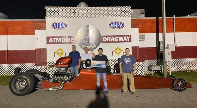super pro gamblers winner winmore with atmore josh caraway
