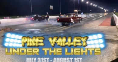 pine valley under the lights logo