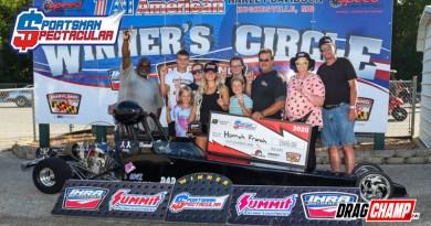 Racers Take Home Big Money at IHRA Sportsman Spectacular