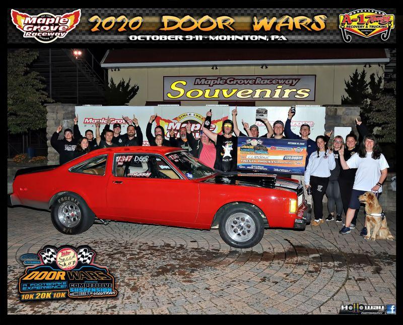 cam murray saturday 20k winner door wars maple grove raceway