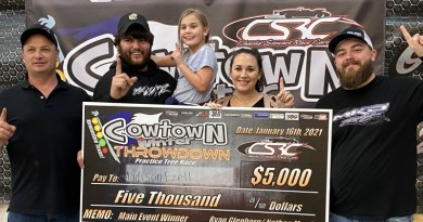 cowtown results feature photo madison ezell