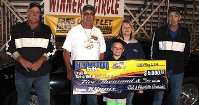 Racers Win Big at Music City Raceway's Super Pro $5K Plus