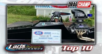 DragChamp Top 10 List with TC Williams