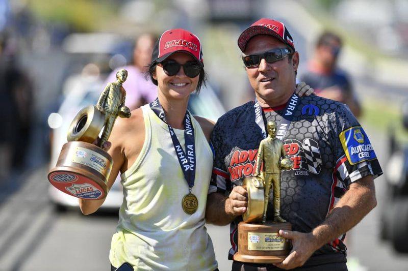 Joe and Kayla mozeris