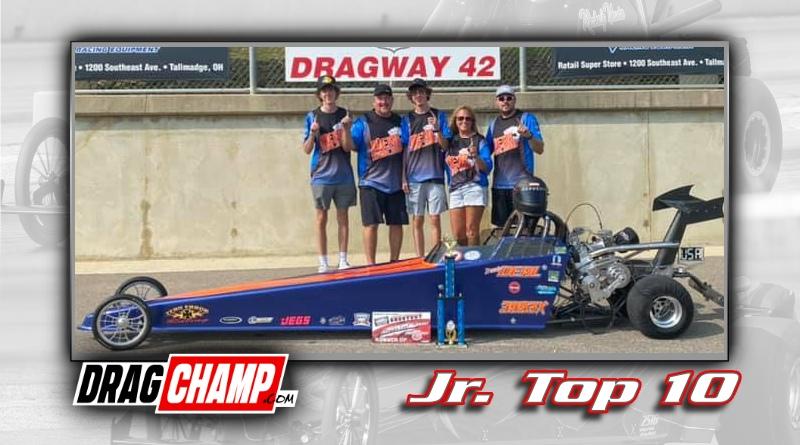 DragChamp Jr Racer Top 10 List with Brandon Deal