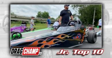 DragChamp Jr Racer Top 10 List with Gavin Fojt
