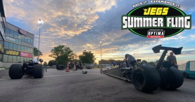 dragsters summer fling american race cars $25k thursday feature