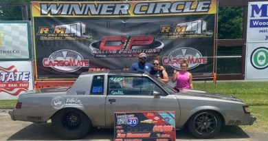 dylan lee cp racing promotions winner LABOR DAY 10KS feature
