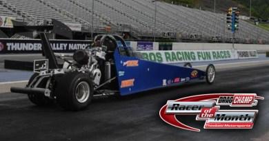Brandon Deal September Jr Racer of the Month