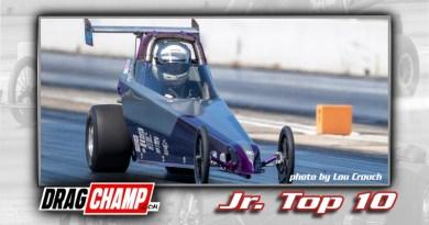 DragChamp Jr Racer Top 10 List with Grace Varner
