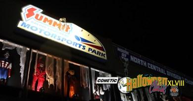 Summit Motorsports Park Cometic Gasket Halloween Classic XLVIII Recap