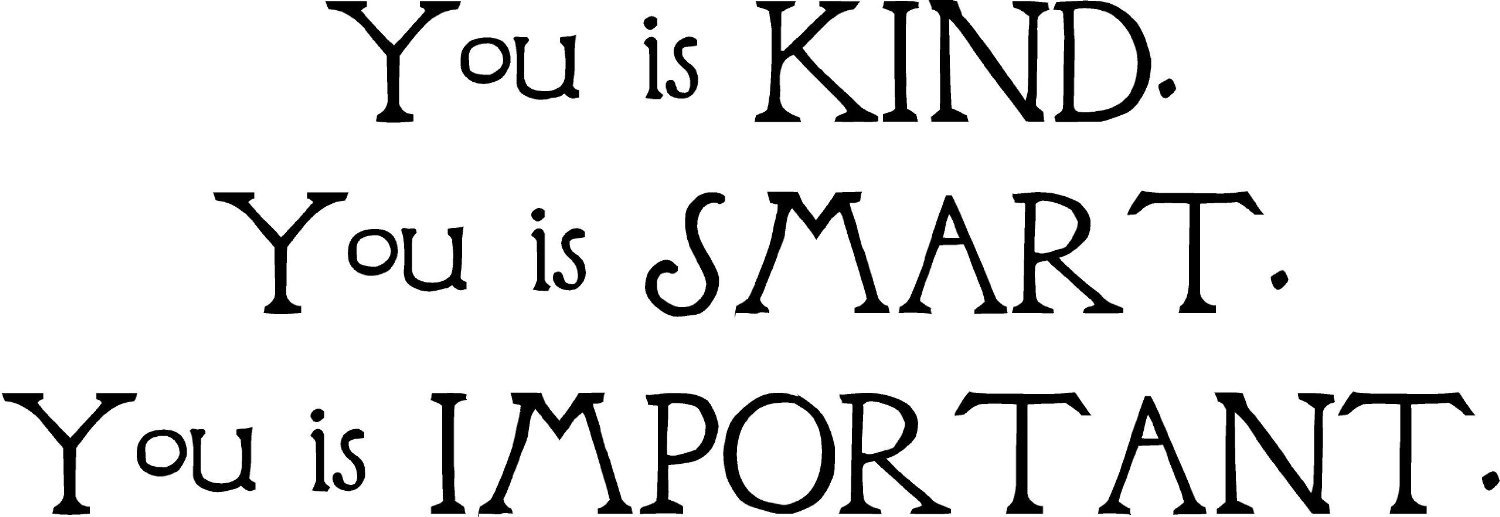 Kind Smart Important Wall Lettering Quote - Heart of Country ...