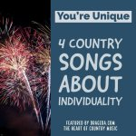 4 Country Songs About Individuality