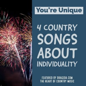 Four Country Songs About Individuality