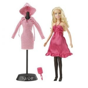 Taylor Swift Pretty in Pink Doll