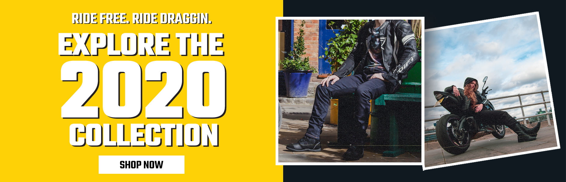 Draggin Jeans UK Homepage | Explore the 2020 Collection