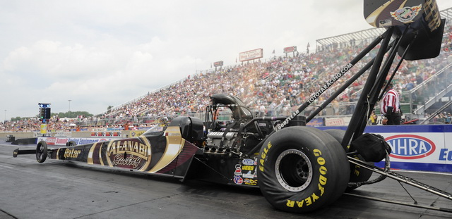 Al-Anabi Extends Top Fuel Contract with Alan Johnson for 5