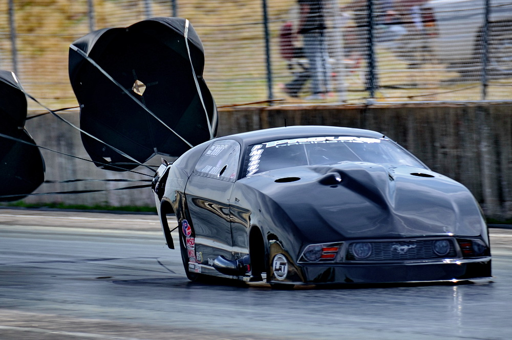 Bell Back in NHRA Pro Mod with Brand-New JBRC Camaro – Drag