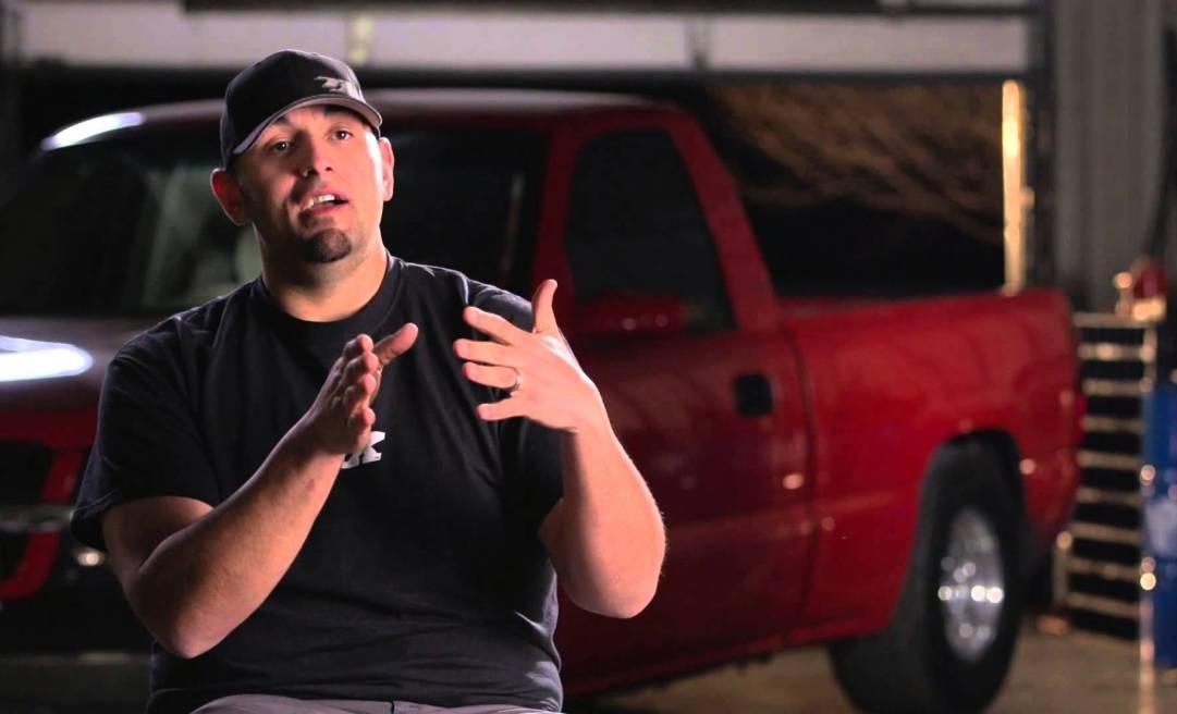 "STREET OUTLAWS: Justin ""Big Chief"" Shearer Tells All – Drag"