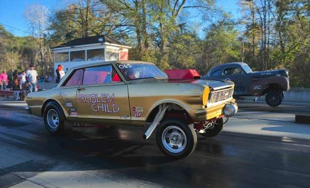 ON THE ROAD: Southeast Gasser Association – Drag Illustrated