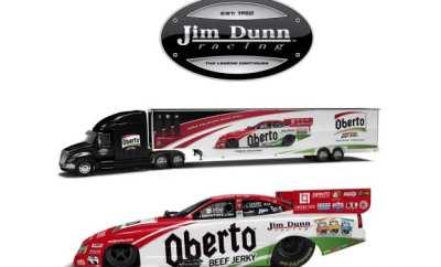 Jim Dunn Racing_Oberto Funny Car_2016