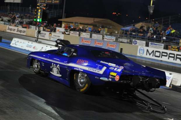 """Stevie """"Fast"""" Jackson Named Crew Chief For Jim Whiteley's"""