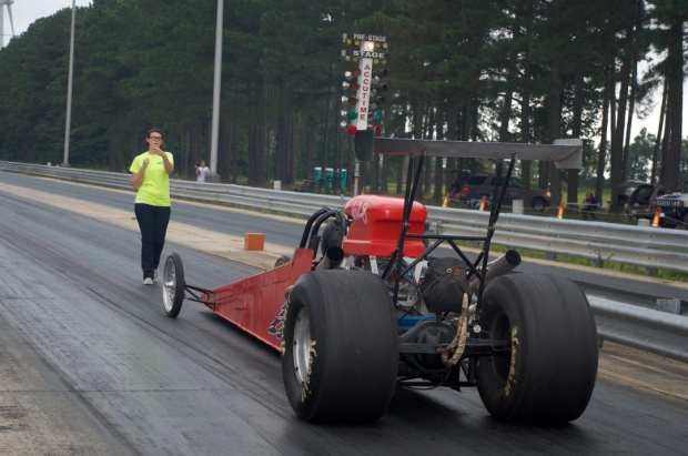 Northeast Dragway's Unlikely Road to Success – Drag
