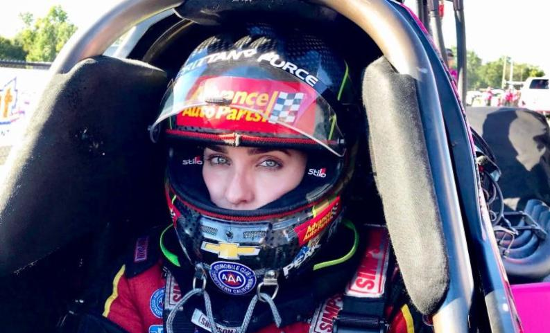 Brittany Force Set To Drive Advance Auto Parts Top Fuel